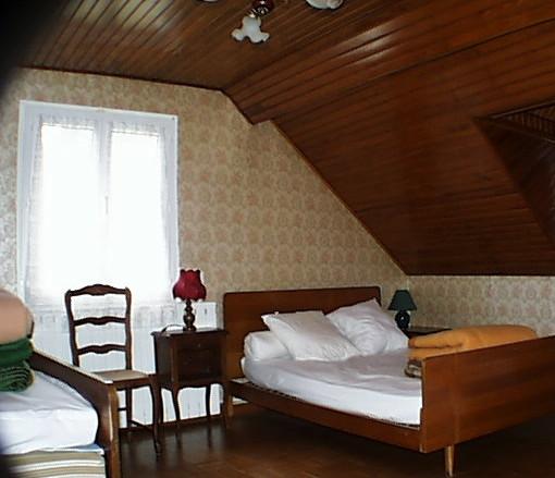 Photo Chambre 28m² deuxième étage